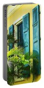 Green Shutters Portable Battery Charger