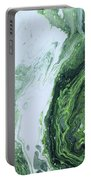 Green Splash Portable Battery Charger