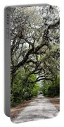 Green Swamp Oak Bower Portable Battery Charger