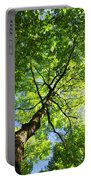 Summer Tree Canopy Portable Battery Charger