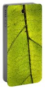 Green Veins Portable Battery Charger