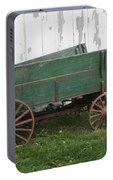 Green Wagon Portable Battery Charger