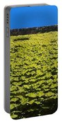 Green Wall In Saint Paul Portable Battery Charger