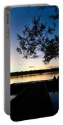 Greenlake Sunset Portable Battery Charger