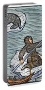 Greenland Eskimos, 1555 Portable Battery Charger