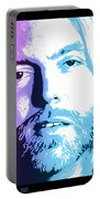 Gregg Allman 1947 2017 Portable Battery Charger