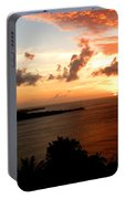 Grenadian Sunset  II Portable Battery Charger