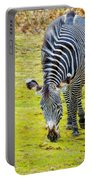 Grevys Zebra Right Portable Battery Charger