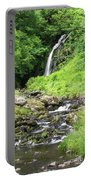 Grey Mares Tail Portable Battery Charger