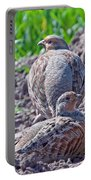 Grey Partridge Portable Battery Charger