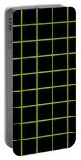Grid Boxes In Black 09-p0171 Portable Battery Charger
