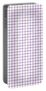Grid Boxes In White 30-p0171 Portable Battery Charger