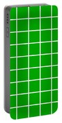 Grid In White 09-p0171 Portable Battery Charger