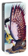 Griffins On Cliff Portable Battery Charger