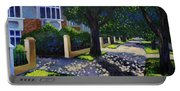 Griffith Avenue Through The Trees Portable Battery Charger