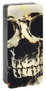 Grim Grin Portable Battery Charger