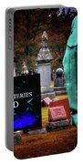Grim Reaper Relaxing Portable Battery Charger