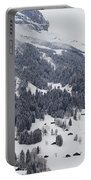 Grindelwald In Winter 3 Portable Battery Charger