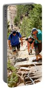 Grinding It Out On The Manitou Incline And Barr Trail Portable Battery Charger