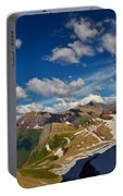 Grinnell Glacier Overlook Portable Battery Charger