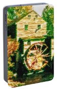 Grist Mill Tranquility Portable Battery Charger