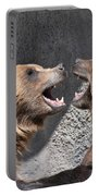 Grizzlies' Playtime 6 Portable Battery Charger