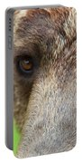 Grizzly Bear Arctos Ursus Portable Battery Charger