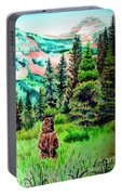 Grizzly Country Portable Battery Charger