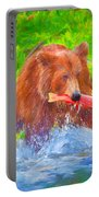 Grizzly Delights Portable Battery Charger