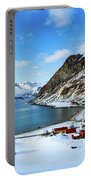 Grotfjord Norway Portable Battery Charger