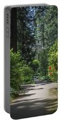 Grotto Monastery Portable Battery Charger