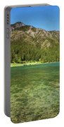 Grotto Pond Canmore Alberta Portable Battery Charger