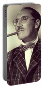 Groucho Marx Portable Battery Charger