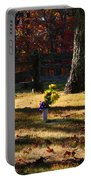 Groundhog Hill Cemetery Portable Battery Charger