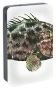 Grouper Fish Portable Battery Charger