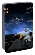 Grumman F-11 Tiger Portable Battery Charger