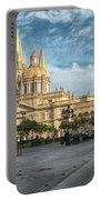 Guadalajara Cathedral Portable Battery Charger
