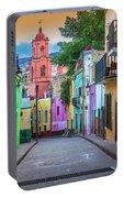 Guanajuato Backstreet Portable Battery Charger