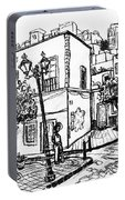 Guanajuato Street Portable Battery Charger