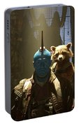Guardians Of The Galaxy Vol. 2 Portable Battery Charger