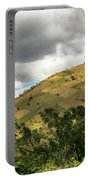 Guatemalan Mountains -  Ciudad Vieja Guatemala Portable Battery Charger