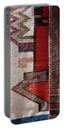 Guatemalan Rugs Portable Battery Charger