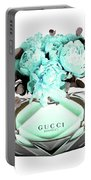 Gucci Blue Perfume Portable Battery Charger