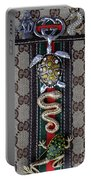 Gucci Monogram With Jewelry 3 Portable Battery Charger