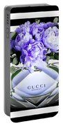 Gucci Perfume Violet Portable Battery Charger