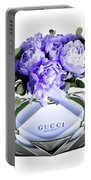 Gucci Perfume With Flower Portable Battery Charger