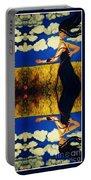 Guiar-symmetrical Art Portable Battery Charger