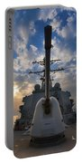 Guided-missile Destroyer Uss Higgins Portable Battery Charger