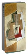 Guitar, By Pablo Picasso, 1919, Kroller-muller Museum, Hoge Velu Portable Battery Charger