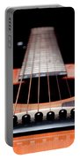 Guitar Orange 19 Portable Battery Charger